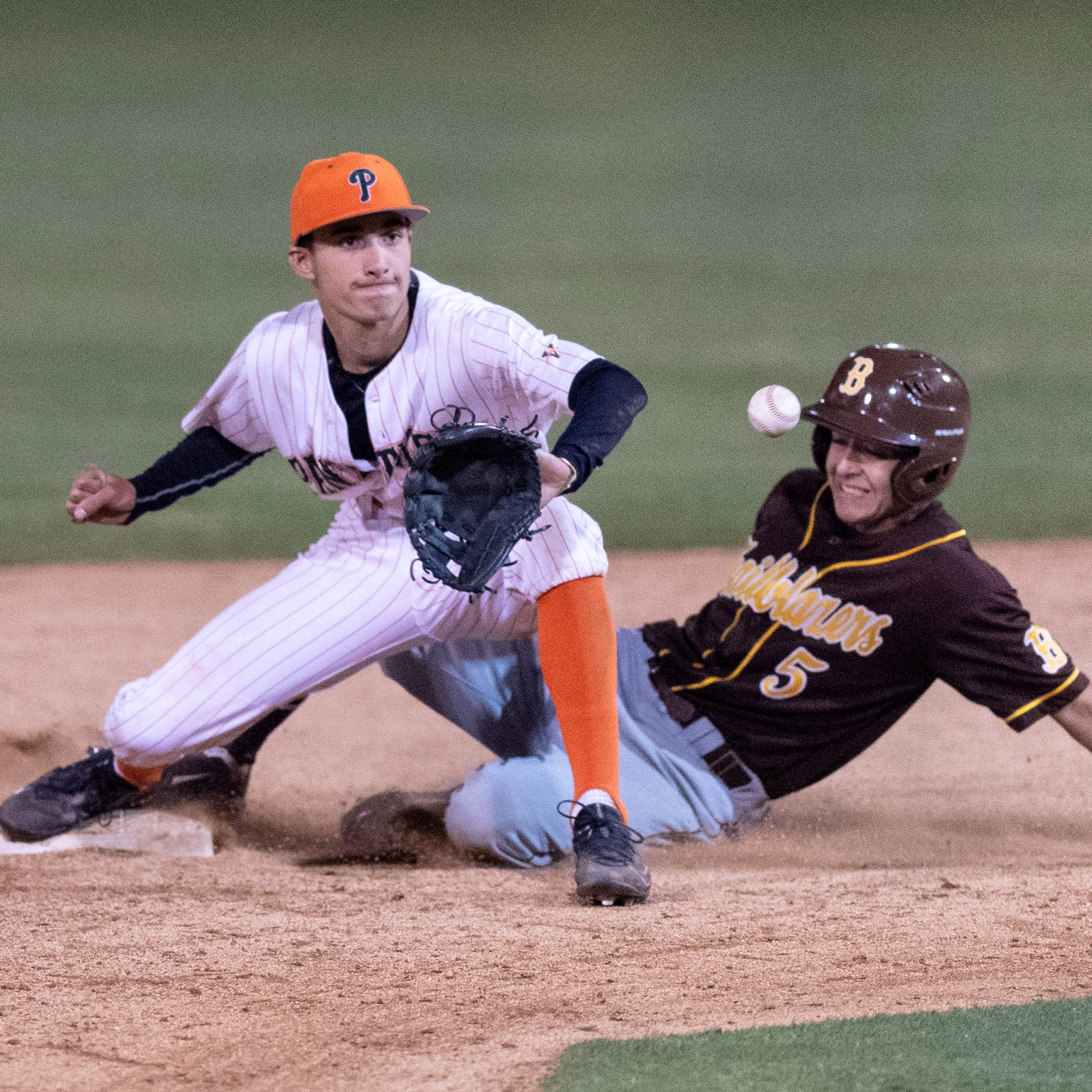 Porterville baseball peaking at the right time