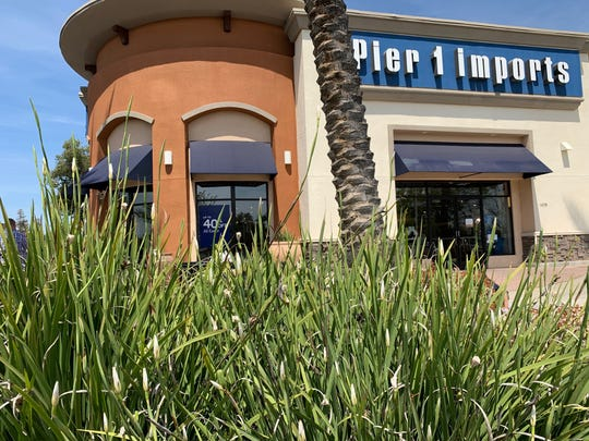 Home goods retailer Pier 1 Imports could close as many  145 more stores in the fiscal year.