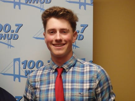 Byram Hills pitcher Carson Frye is the Con Edison Athlete of the Week