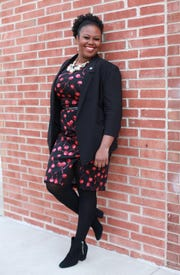 Cimone Philpotts is co-chairwoman of the public policy and advocacy committee for the Delaware chapter of the National Coalition of 100 Black Women Inc.