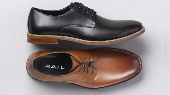Your work shoes are scuffed and worn. It's time to upgrade.
