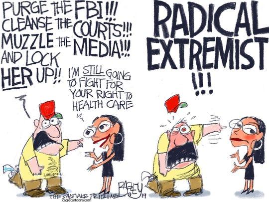 Radical extremists