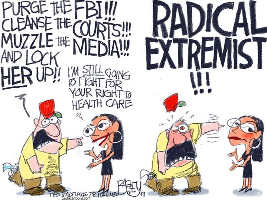 Radical extremists
