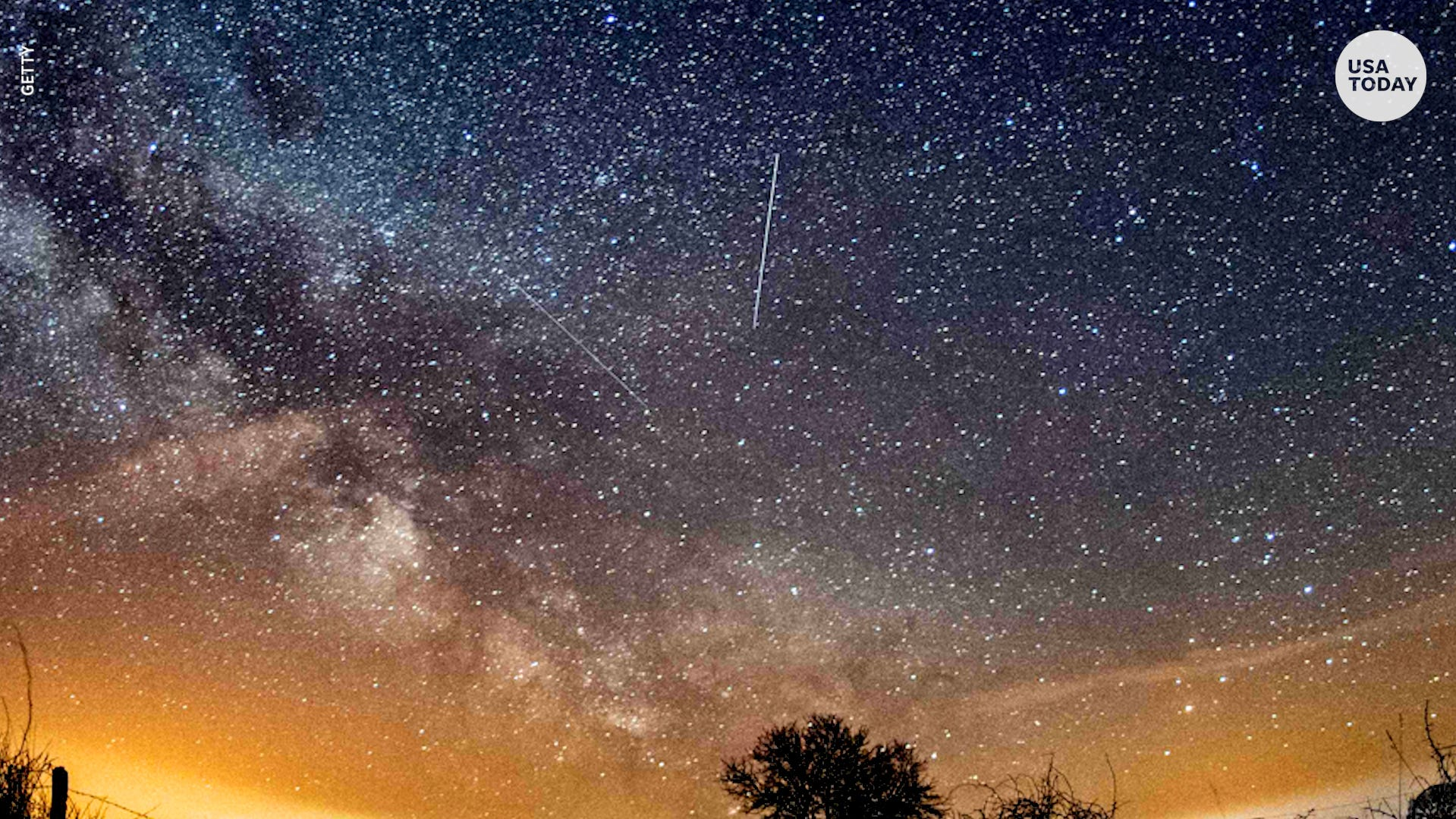 How to watch Lyrid meteor shower, first supermoon of 2021 in Michigan