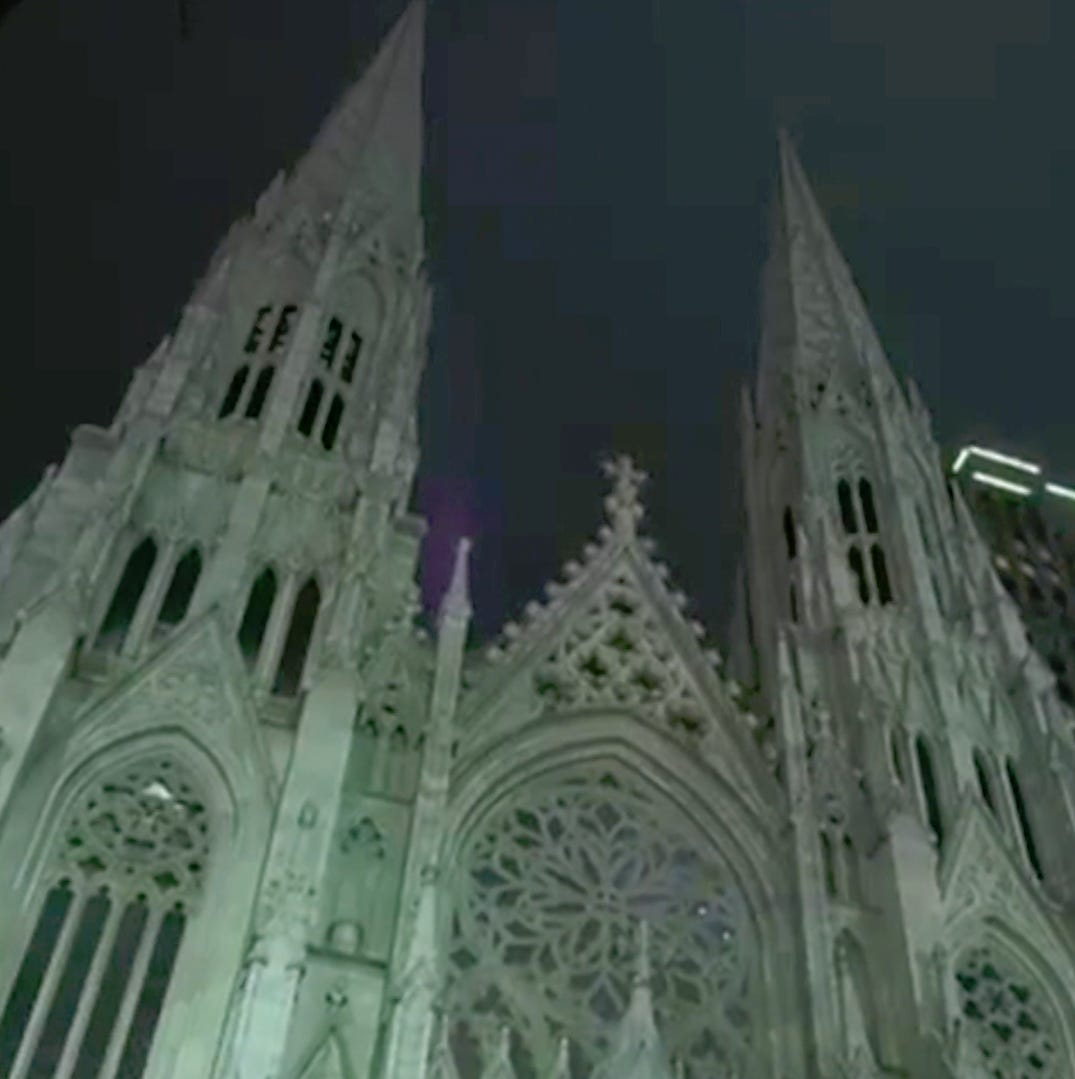 Hasbrouck Heights man charged with attempted arson at St. Patrick's Cathedral