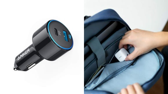 You can save big on Anker products right now, including flashlights, wall chargers, and more.