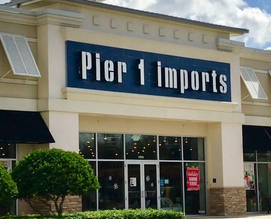 Pier 1 Imports could close up to 145 stores.