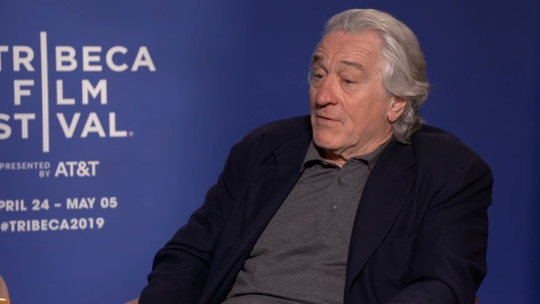 Robert De Niro calls Trump a 'gangster president': 'I can't wait to see him in jail'