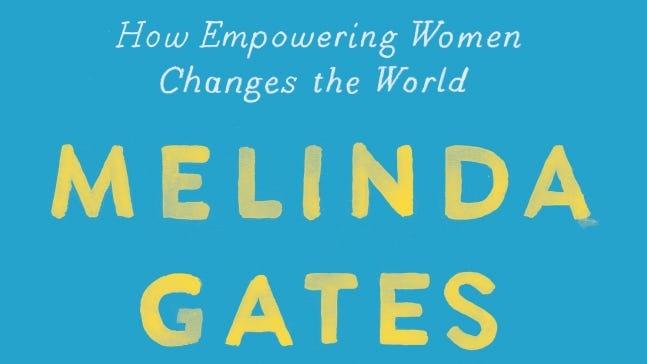 5 books not to miss: Melinda Gates' 'The Moment of Lift,' 'Wunderland,' 'Defying Hitler'