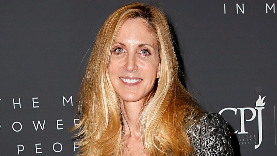 Ann Coulter attends the The Hollywood Reporter's 9th Annual Most Powerful People In Media at The Pool on April 11, 2019 in New York City.