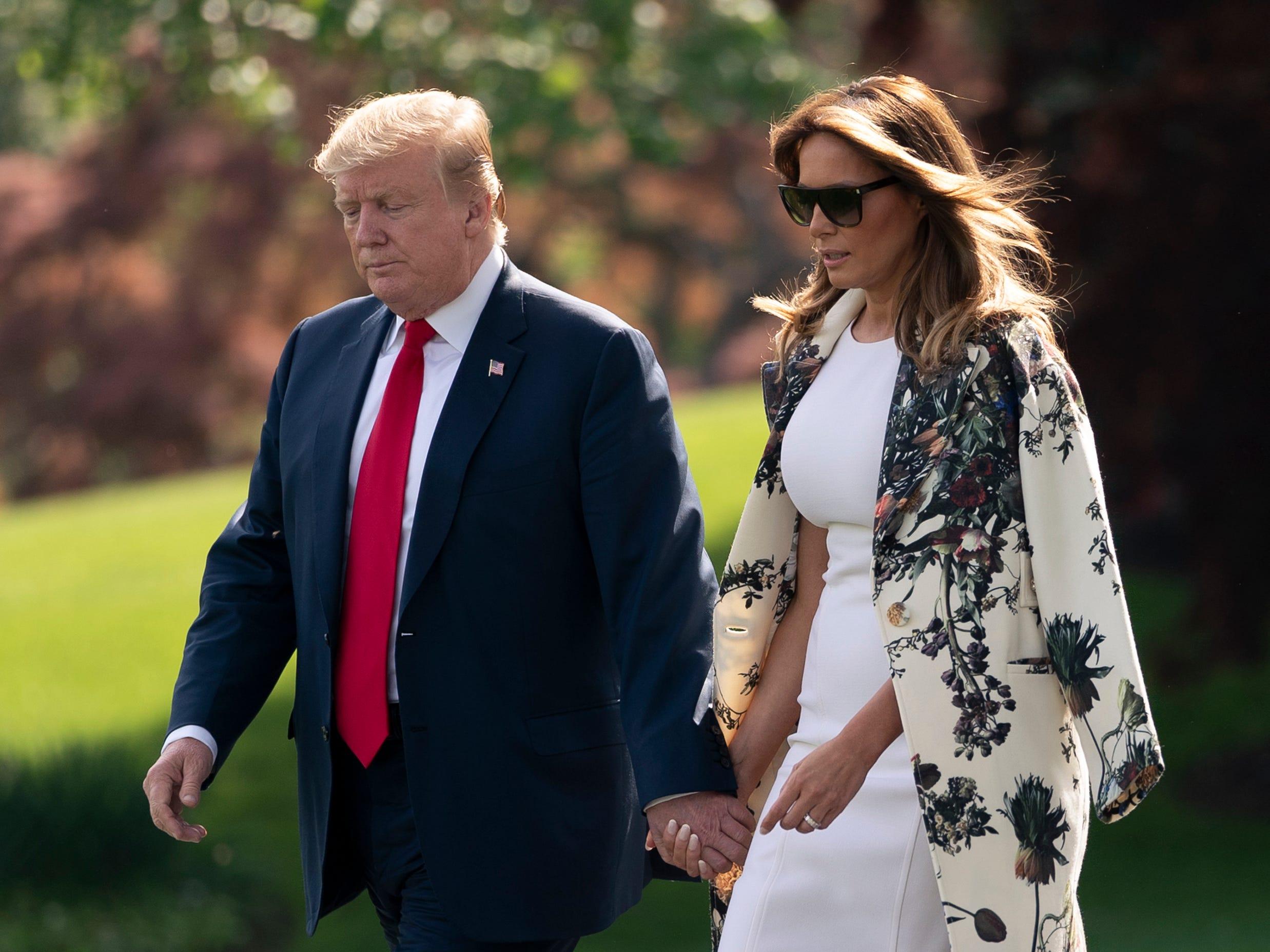 Mueller report: A corrupt, unpatriotic president, a stark impeachment choice for Democrats