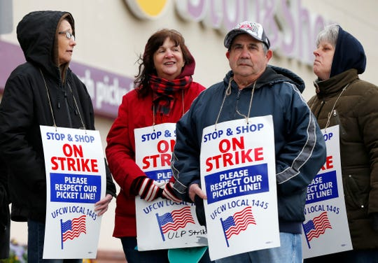 Rabbis: 'Not kosher' to buy at Stop & Shop grocery stores during strike