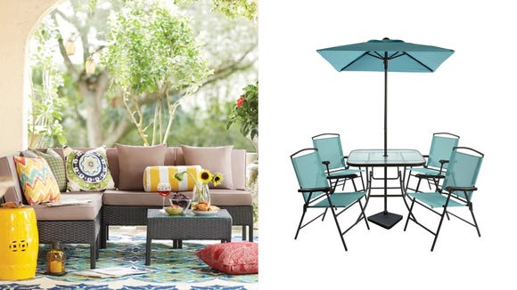 Retailers like Target, Wayfair, and Home Depot are making it easy for you to add more to your outdoor living area.