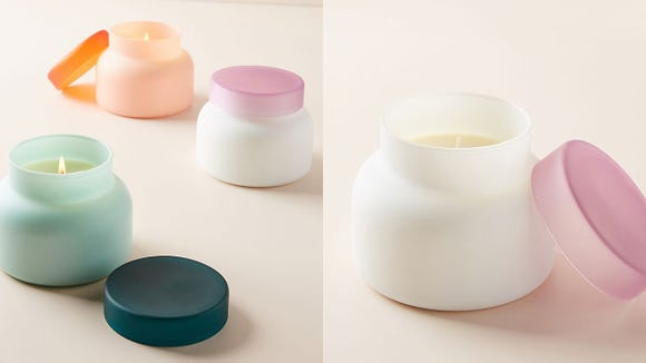 These candles are a cult favorite. Don't miss a chance to get them on sale.