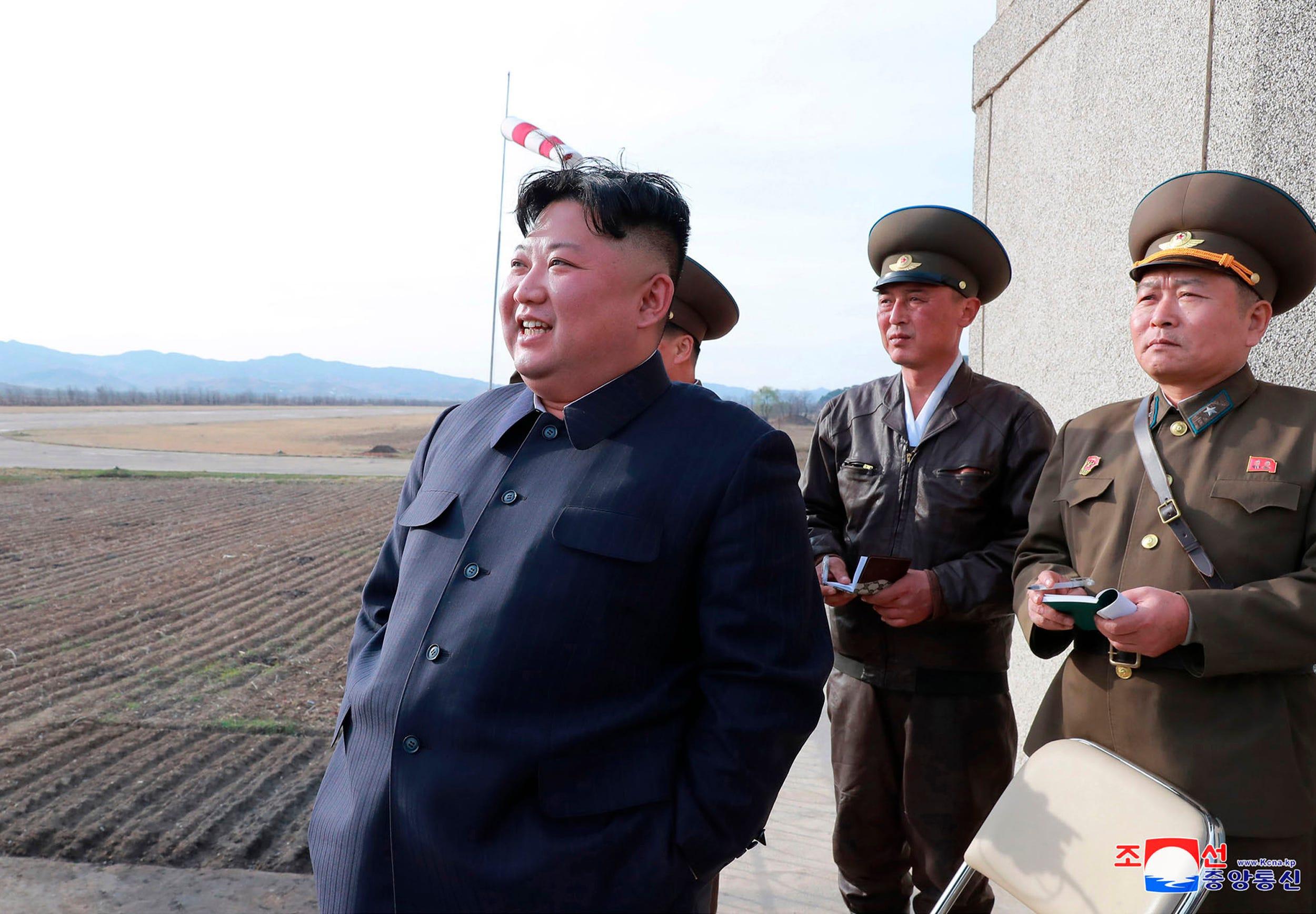 North Korea leader Kim Jong Un will visit Russia for summit with Vladimir Putin on Thursday