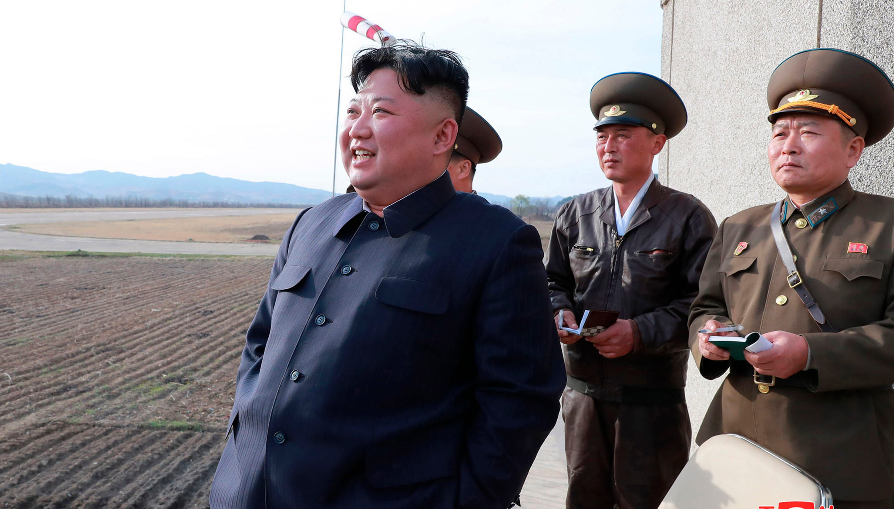 Kim Jong Un of N  Korea pushes military might in surprise