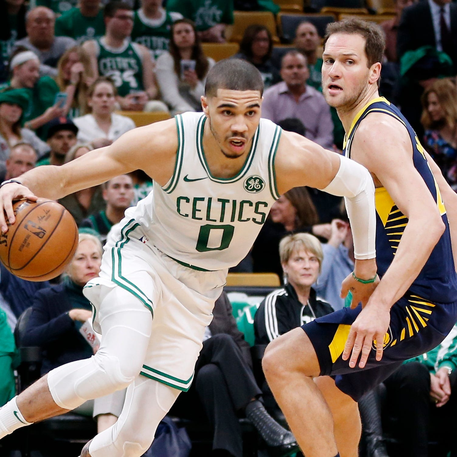 Pacers unravel in crunch time as Celtics grab firm hold on series with 2-0 lead