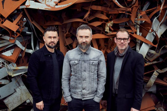The surviving members of The Cranberries -- Mike Hogan, Noel Hogan and Fergal Lawler -- completed their new album without singer Dolores O'Riordan, who died in 2018.