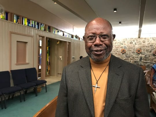 Richard Jones, an Atlanta resident, said the sex abuse crisis calls for more involvement in the Catholic Church, not abandonment.