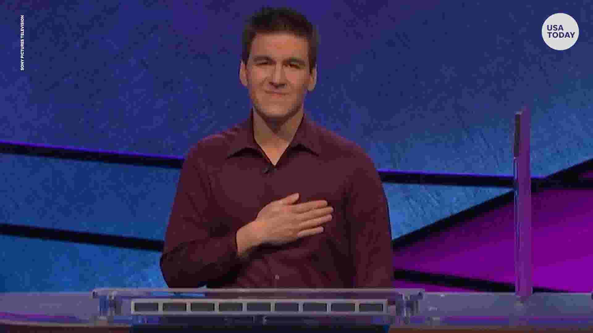 'Jeopardy!' juggernaut James Holzhauer moves closer to $2 million winnings with 25th win