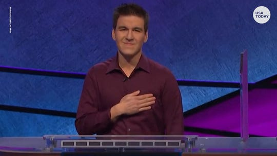 'Jeopardy!' champs Ken Jennings and James Holzhauer had an unexpected encounter