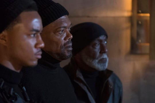 "Three generations come together in ""Shaft,"" including cybersecurity expert John ""J.J."" Shaft (Jessie T. Usher), famed New York detective John Shaft (Samuel L. Jackson) and venerable private eye John Shaft Sr. (Richard Roundtree). (June 14)"