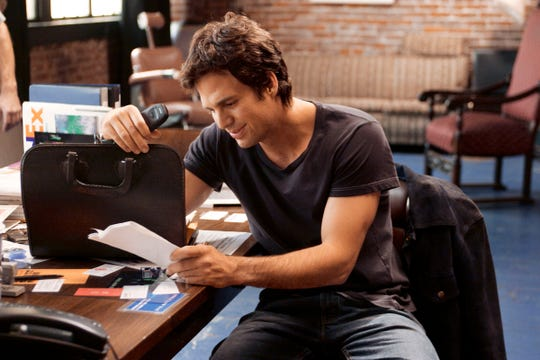 """Mark Ruffalo established himself as a dreamy rom-com dude in """"13 Going on 30,"""" and paved the way for other stars in the genre."""