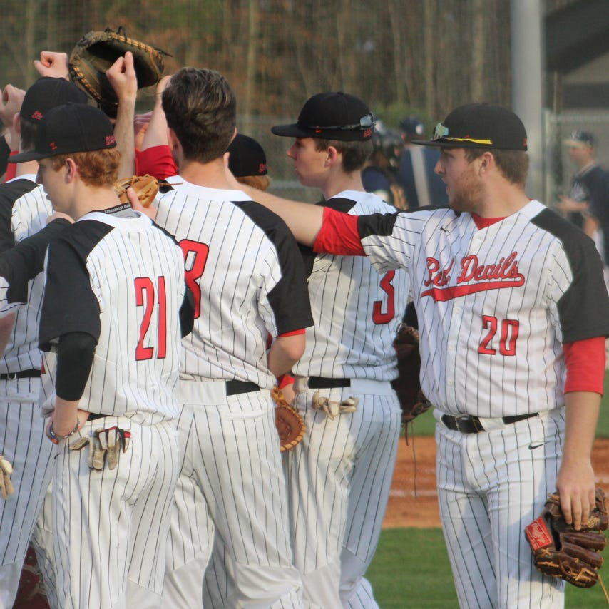 Spring break means a road trip for many Upstate SC high school teams