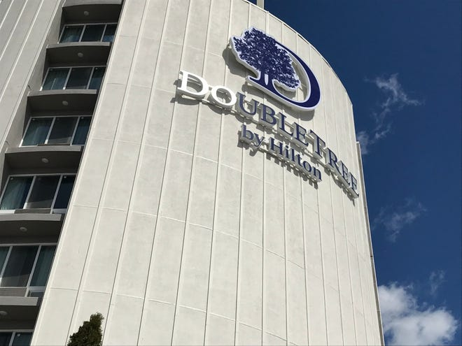 DoubleTree by Hilton Appleton opens Tuesday in Grand Chute.