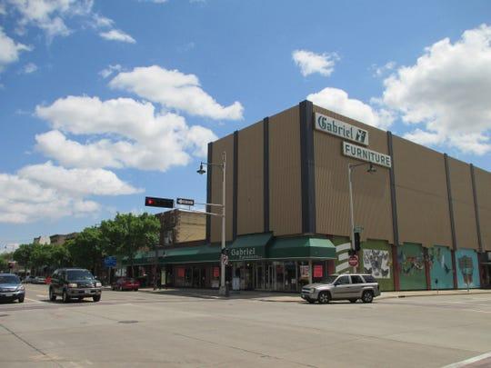 Gabriel Furniture on College Avenue in Appleton. Bonnie Lutzewitz/USA TODAY NETWORK-Wisconsin