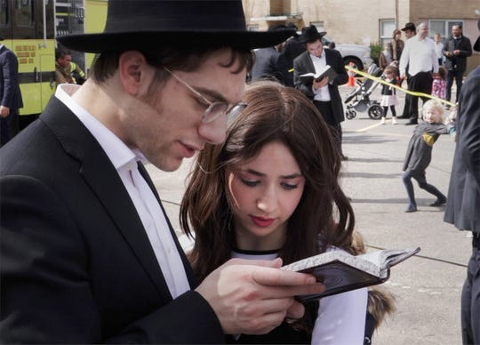 The Orthodox Jewish Community in Lakewood held its annual burning of all leavened breads before the start of the celebration of Passover Friday night. The fire department assisted with the fires to make sure it was done safely. Thousands brought all leavened products for the fires in keeping with the religious commandment that they must be burned.