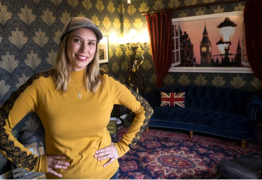 Solve It Sherlock Escape Rooms is a business owned by Catherine Farrar in Neptune. Customers must solve puzzles and decipher clues in order to escape a room. Neptune, NJThursday, April 18, 2019