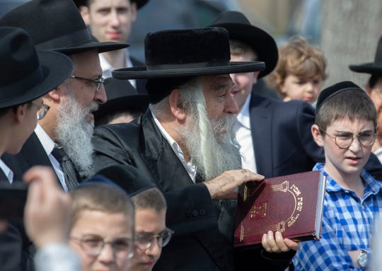 The Orthodox Jewish community does not reject American values. These noble values are and have always been Orthodox values too.