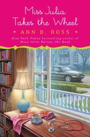 """Miss Julia Takes the Wheel"" by Ann B. Ross"