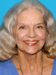 Mary Beth Blanchard, 81, was last seen Wednesday evening leaving the Winslow Arms apartments at 220 Parfitt Way.