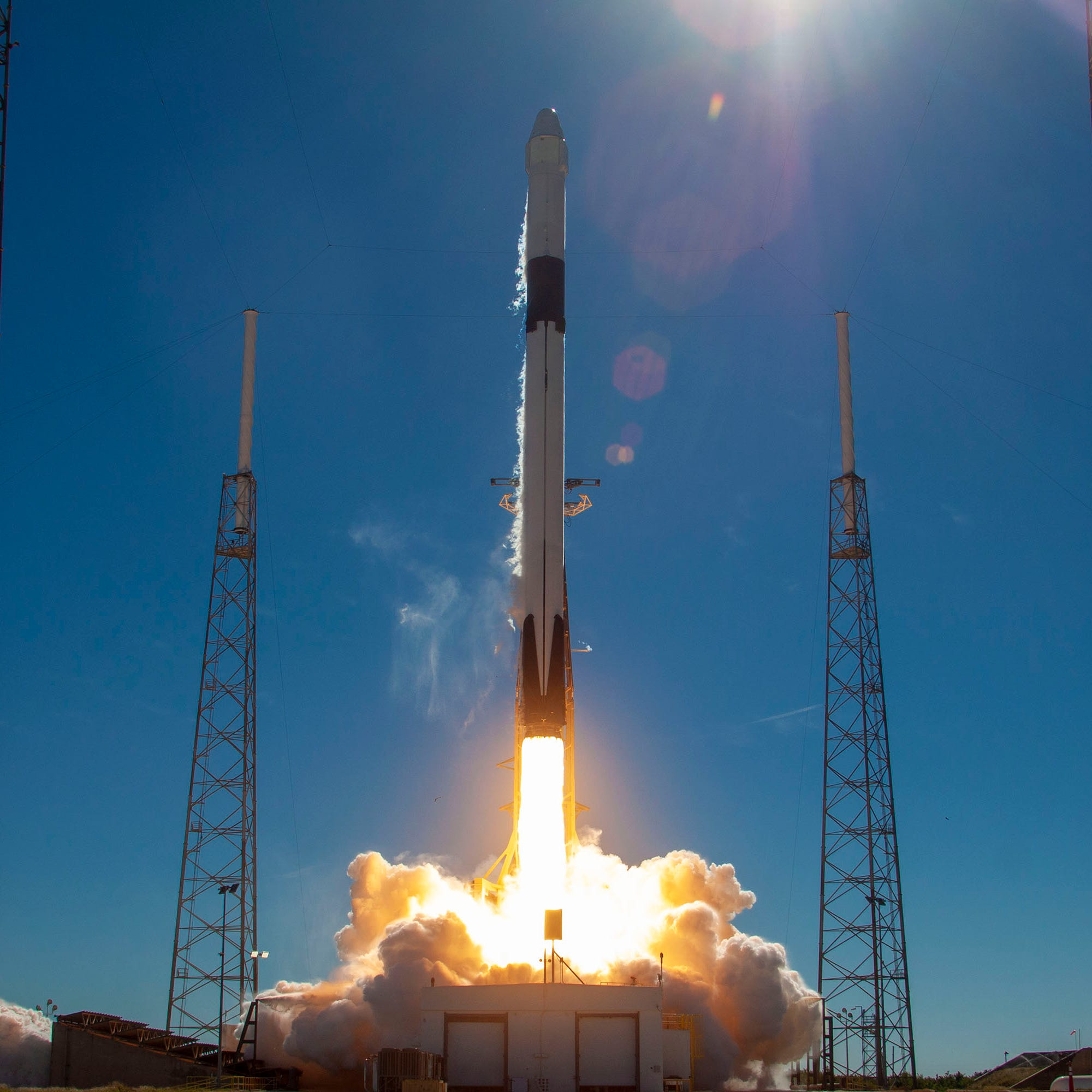 SpaceX Falcon 9: Why everyone should wake up to watch this rocket launch