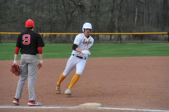 Gavin Feichtner was one of the best all-around players in the area last year.