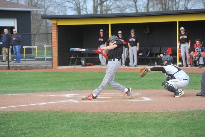 Lucas Kozinski was likely going to lead the Redmen offensively this season.
