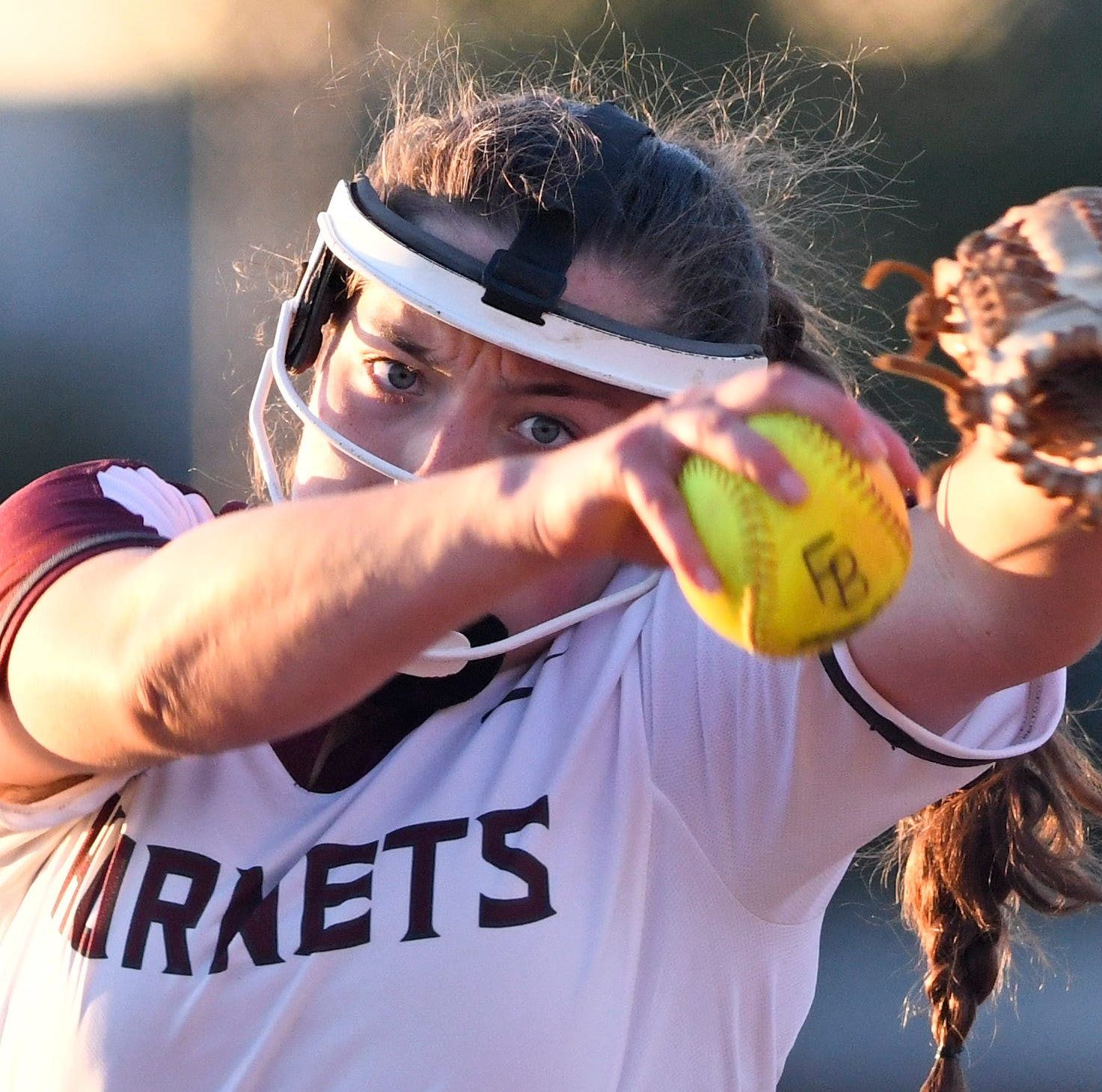 High School Softball: Flour Bluff's Wilson, Spittler pitching to success