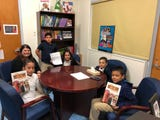 Teachers and principal laud South Jersey third-graders for obtaining a Little Free Library at their school.