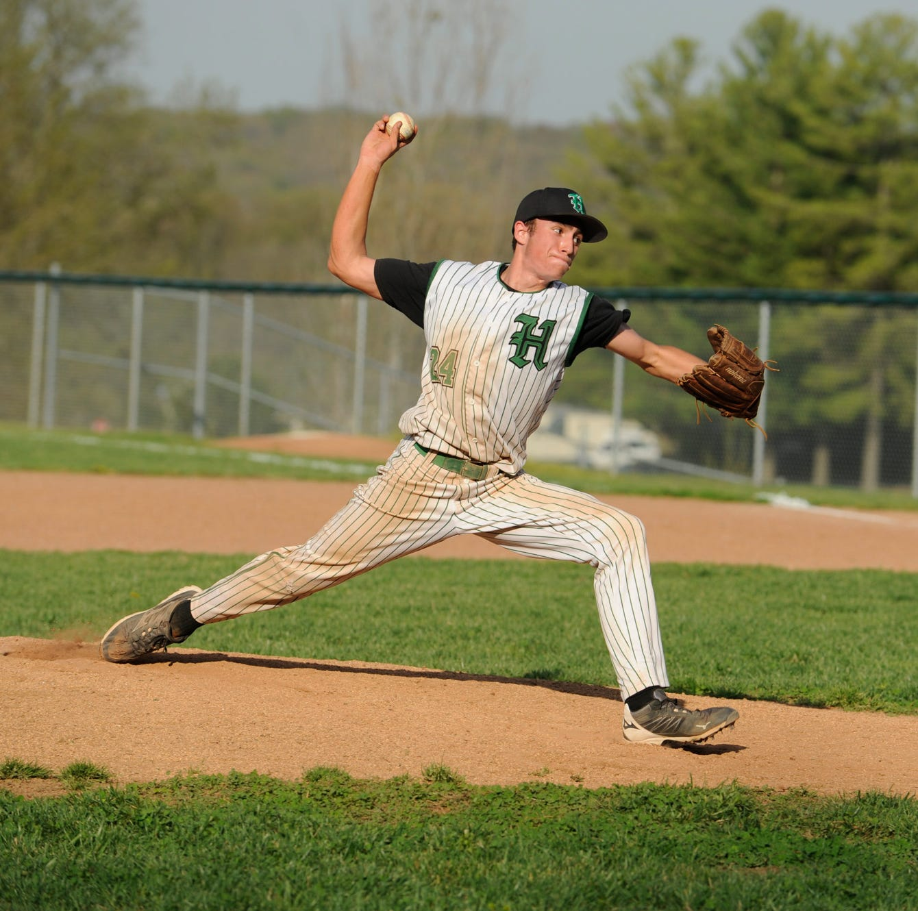 OHIO HS BASEBALL: Huntington defeats Chillicothe 2-0 behind Gavin Free's complete game