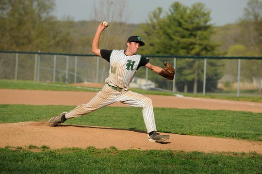 Huntington defeated Chillicothe 2-0 Thursday night at Huntington Township.