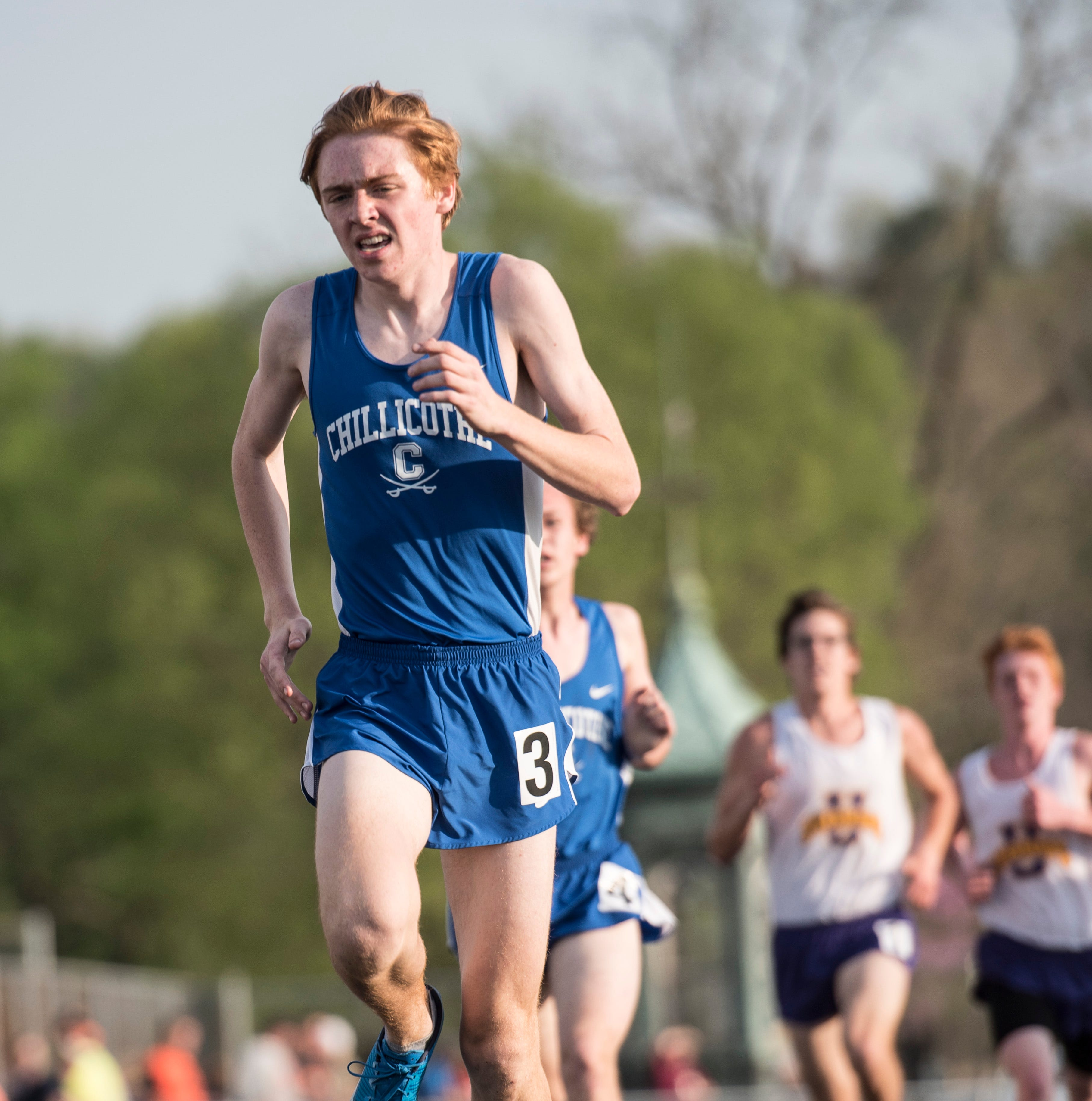 DAILY DIGEST: Chillicothe boys track and field win Cavalier Invitational