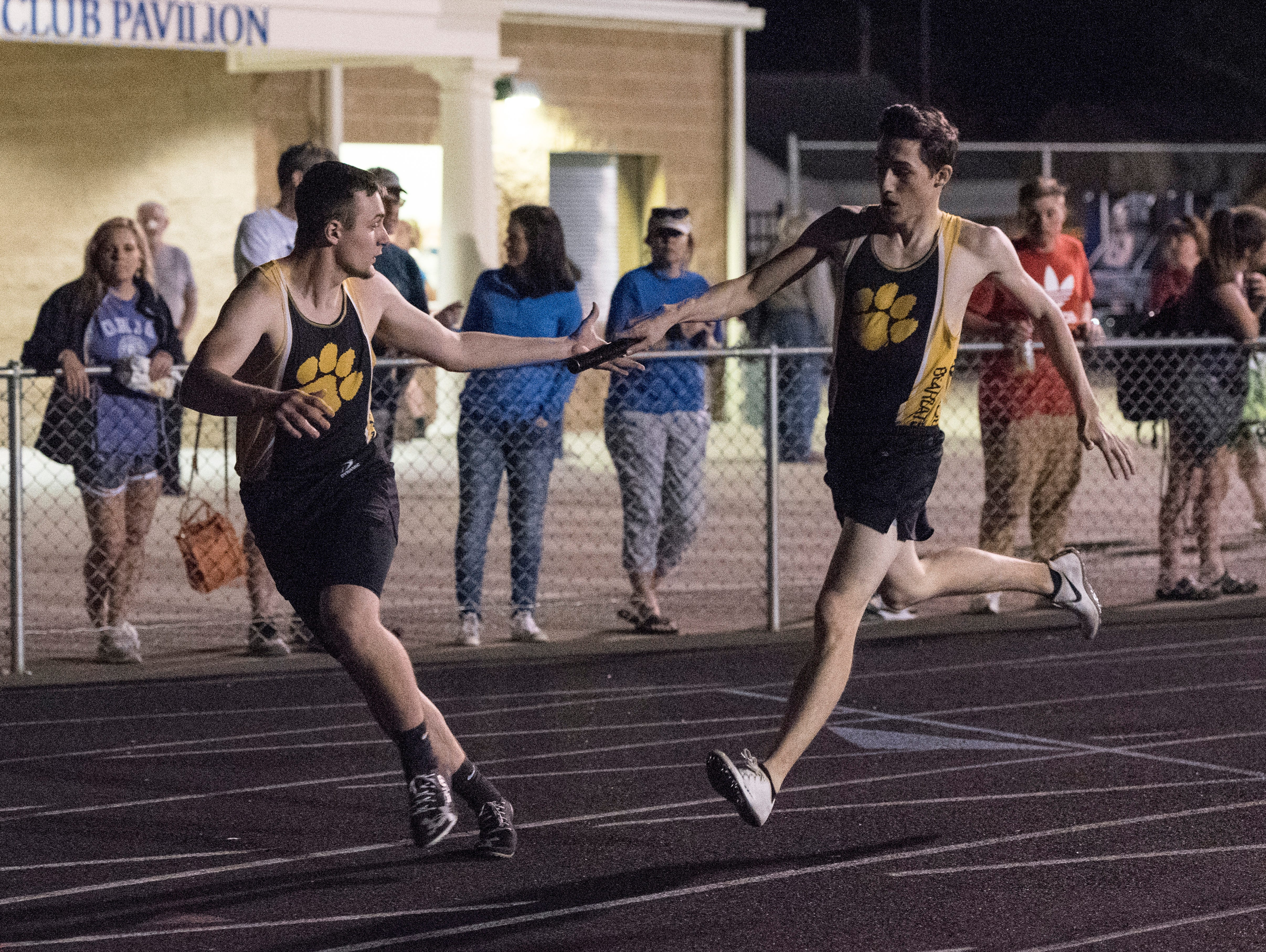 The Chillicothe boys took first place and the girls third place overall at the annual Chillicothe Invitational track meet on April 18, 2019. Other local teams that participated were Zane Trace, Unioto, Paint Valley, Waverly, and Adena.