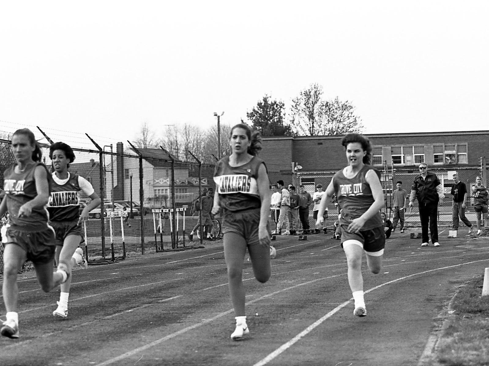 Track season 1993.