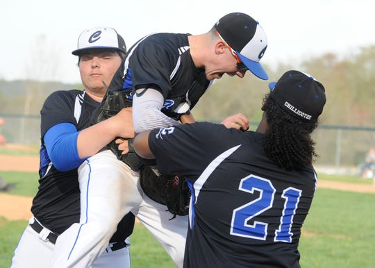 Chillicothe baseball's Zach Coats earned All-FAC honors on Tuesday.