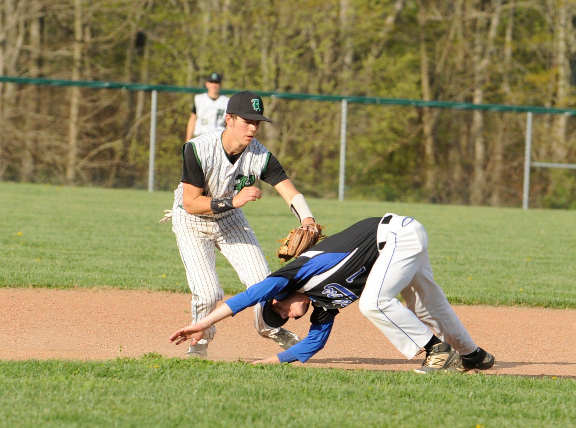Huntington defeated Chillicothe 2-0 Thursday night at Huntington Township.