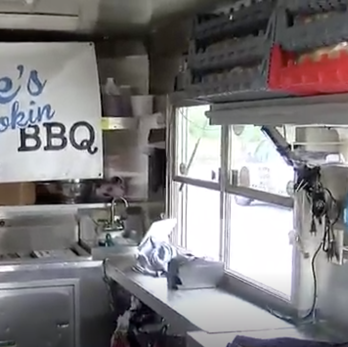 BBQ food truck getting heat for 'LGBTQ' shirts