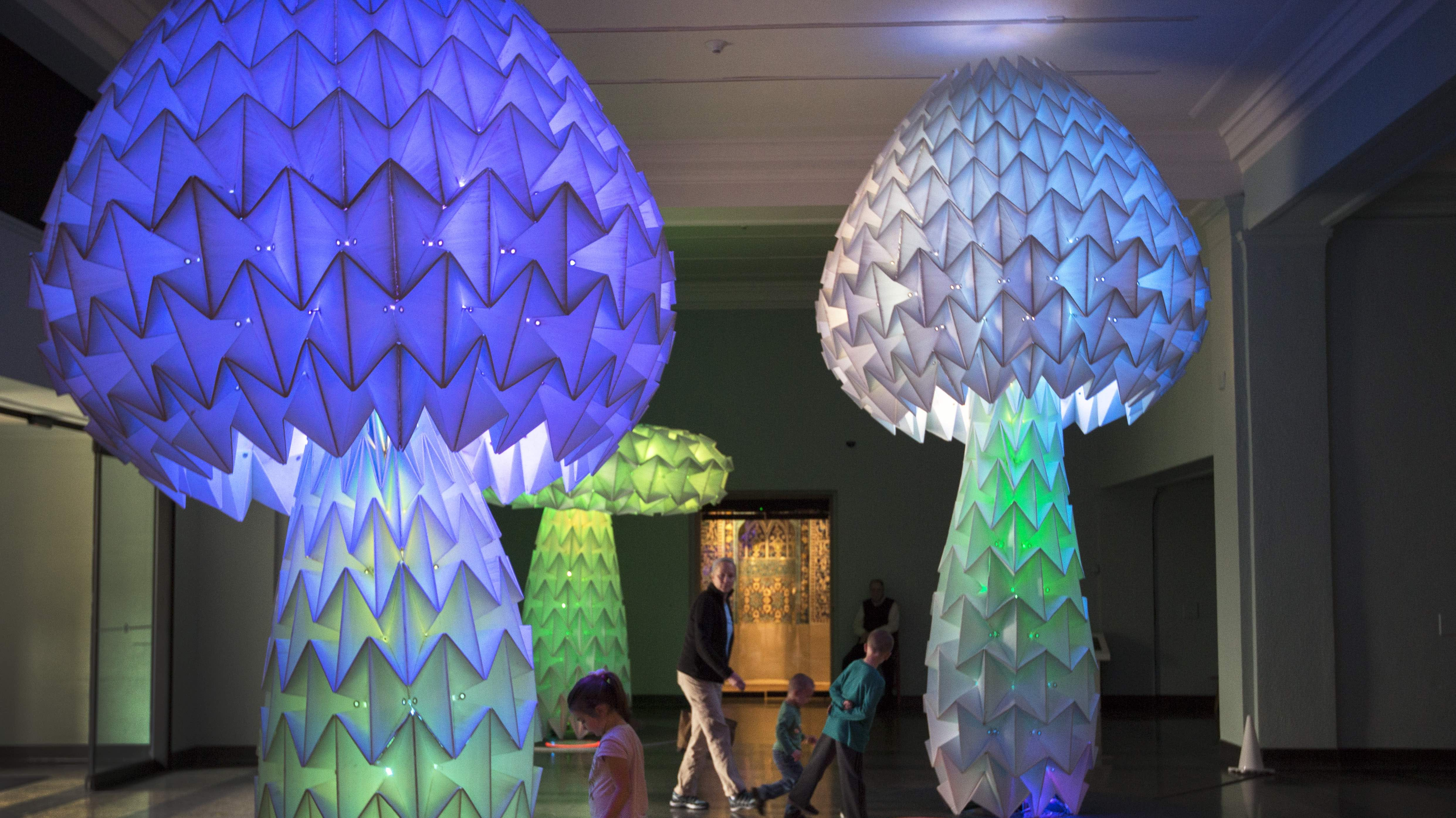 Gallery: Burning Man at Cincinnati Art Museum