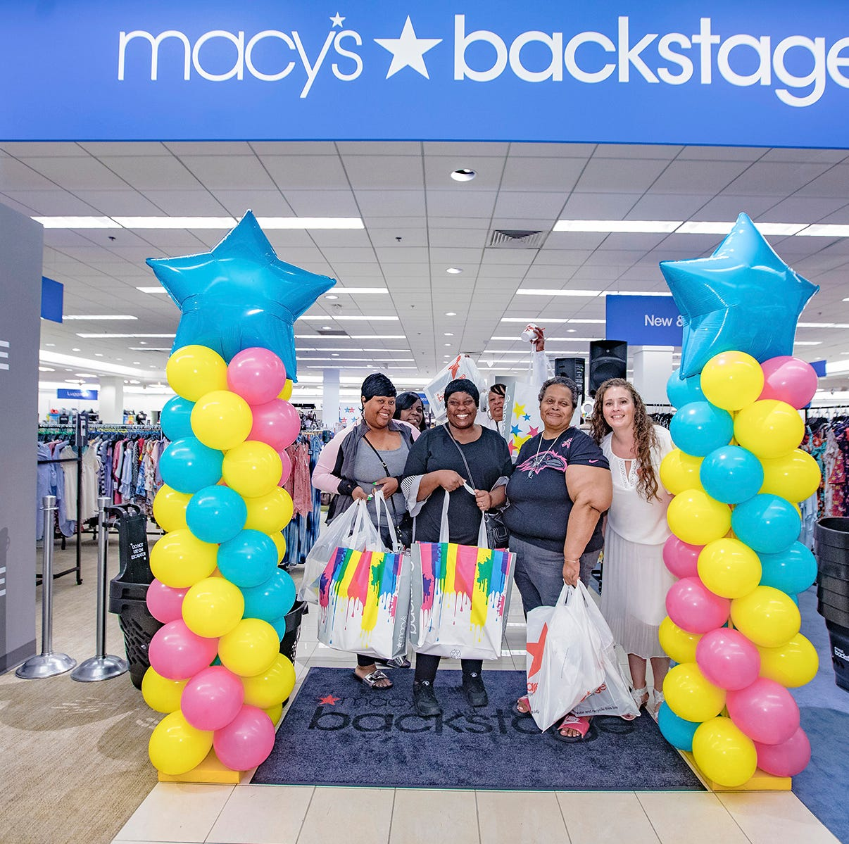 Macy's Backstage opens at Menlo Park Mall in Edison